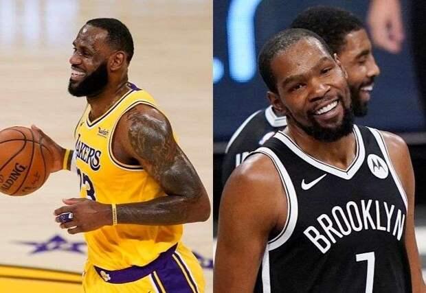 Букмекеры определили основных претендентов на титул в сезоне НБА 2021/2022