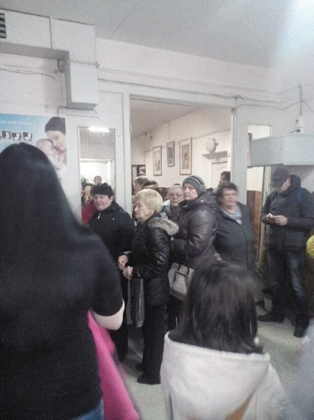 Удивительные открытия за дверями севастопольской женской консультации (фото)