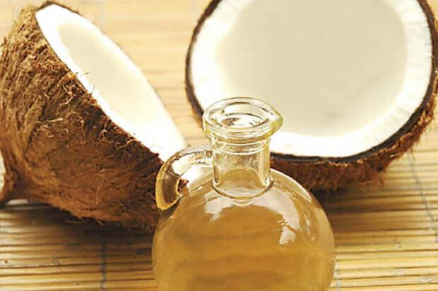Косметические свойства кокосового масла