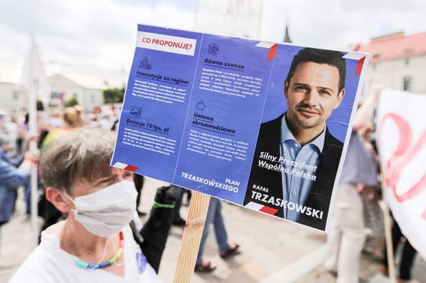 В Польше споткнулись о Россию. Не поставленная в речи точка стоила президентства