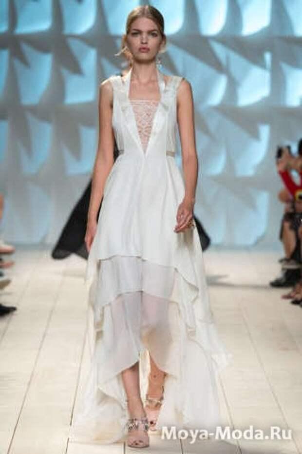 Модные сарафаны весна-лето 2015 Nina Ricci
