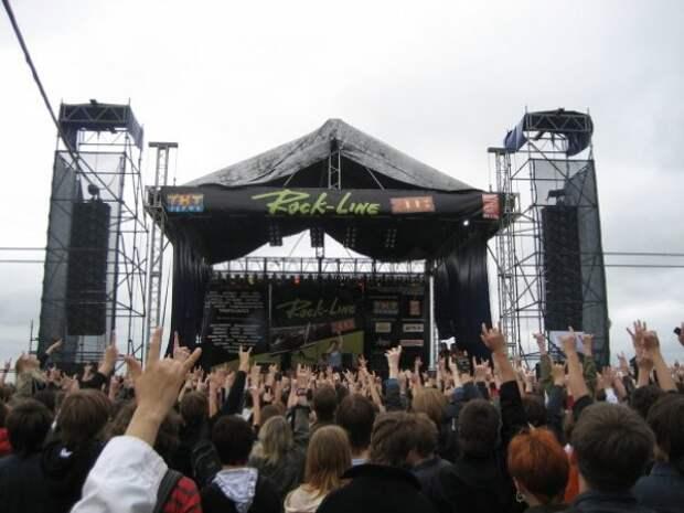 Группа «Крематорий» станет хедлайнером фестиваля Rock-Line