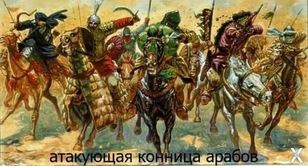 Войско Зенобии было отважно, но к сож...