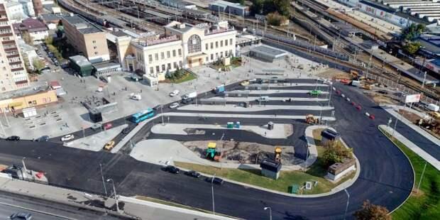 На Савеловском вокзале установят дополнительную навигацию к запуску движения по МЦД