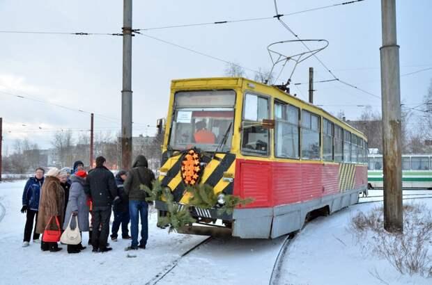 Геноцид электротранспорта в России