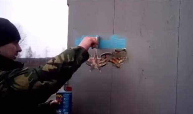 Рагульё побеждает дальнобойщиков (видео)