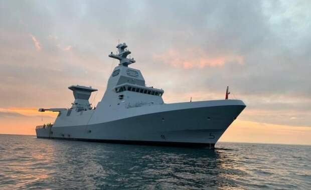 «Отразим любую угрозу»: ВМС Израиля дождались первого нового корвета