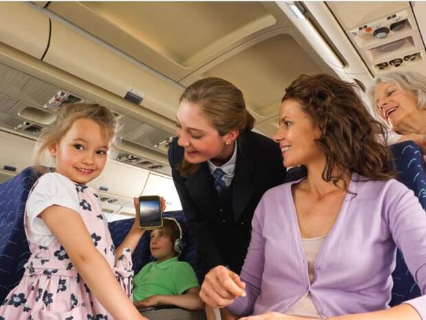 10 вещей, которые вы можете бесплатно получить в самолете