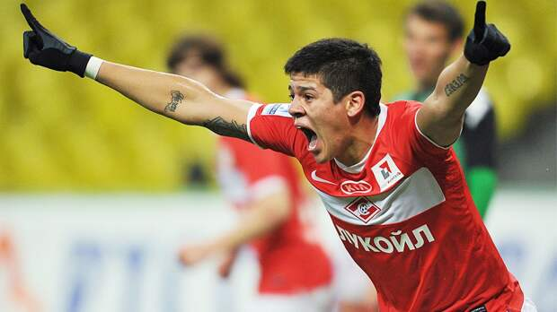 «Спартак» хочет вернуть аргентинца, который почти не играет