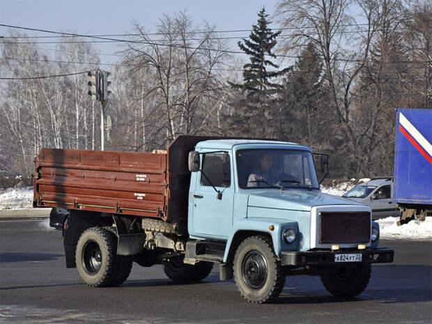 ГАЗ-3306 – переходная модель, которая стала родоначальником нового семейства автомобилей ГАЗ