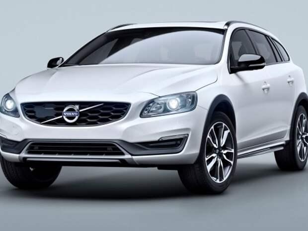 Volvo начнет продажи нового V60 Cross Country в России в середине 2015 года