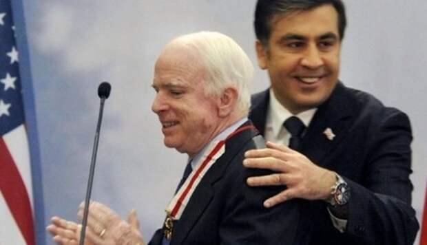 Саакашвили и оружие для ИГИЛ