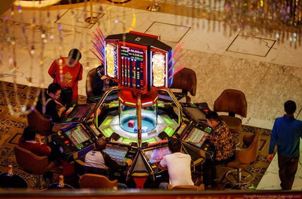Самое большое в мире казино