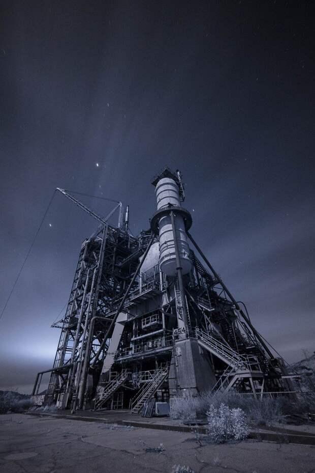 Заброшенная лаборатория NASA