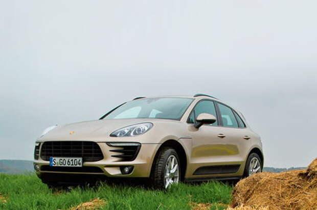 Дизельный Porsche Macan S: heavy fuel