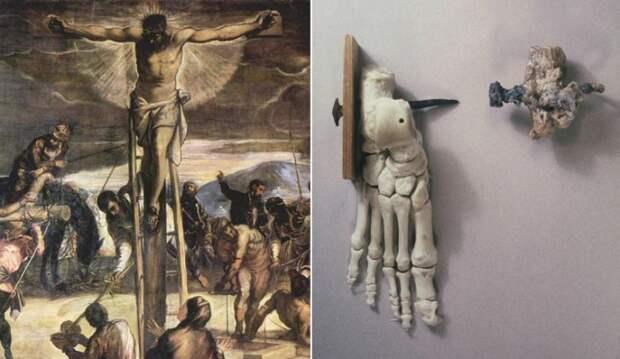Казнь на кресте: распятие в Библии и в реальной жизни