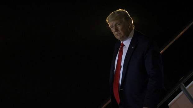 Трамп прокомментировал нападение на полицейских в Калифорнии