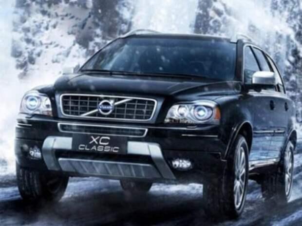 Оригинальный Volvo XC90 возродился как XC Classic