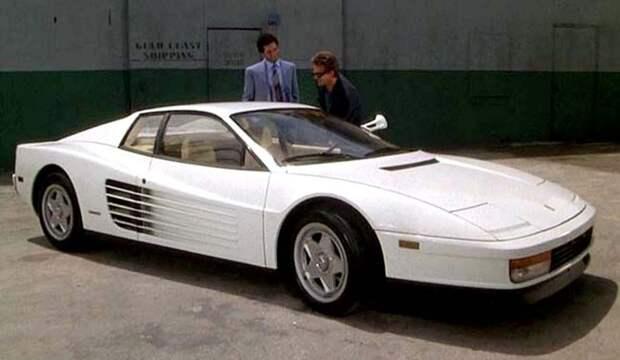 Культовые автомобили в кинематографе