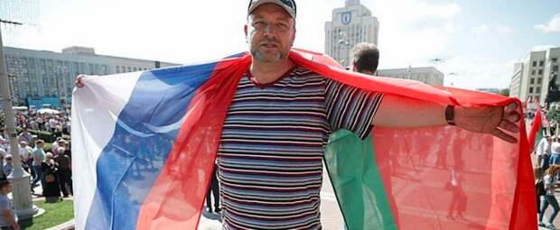 Более половины белорусов хотят интеграции с Россией – эксперт