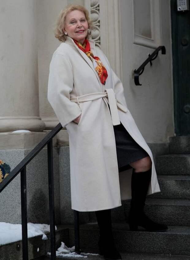 Стилю все возрасты покорны: мода для женщин за 50