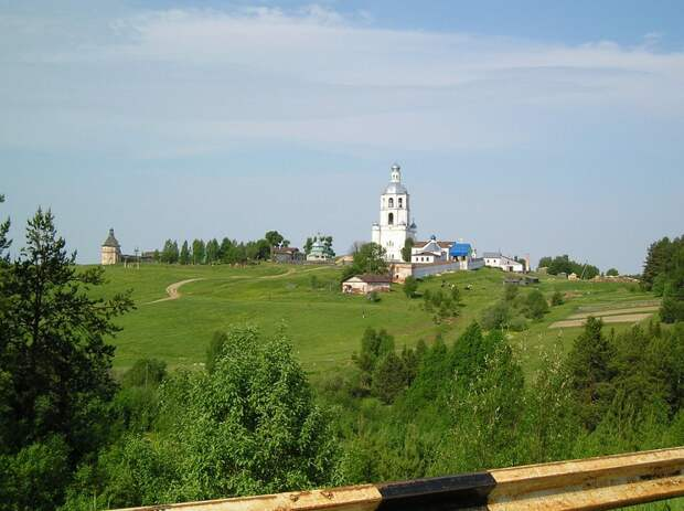 Троице-Стефано-Ульяновский монастырь