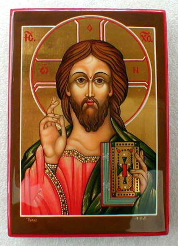 Что означают жесты на изображениях Иисуса Христа?