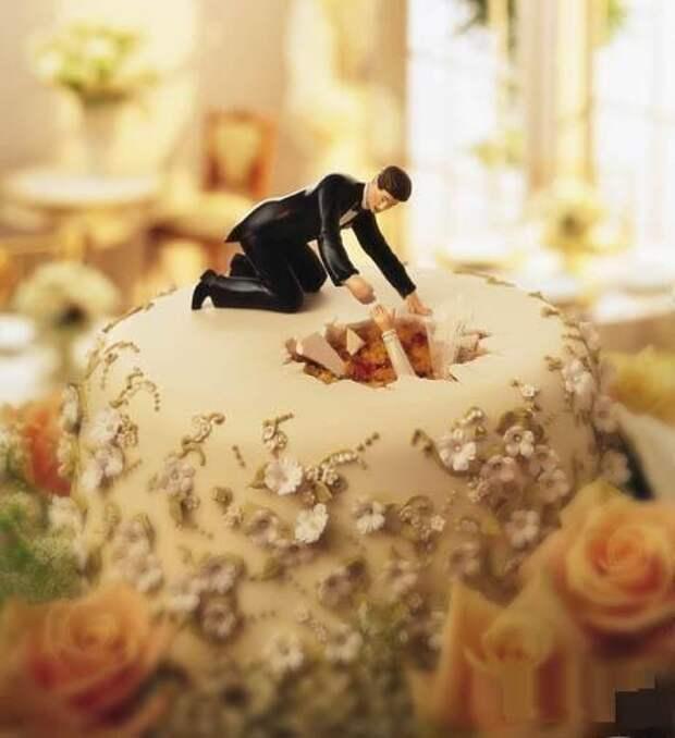 Свадебный торт :-)