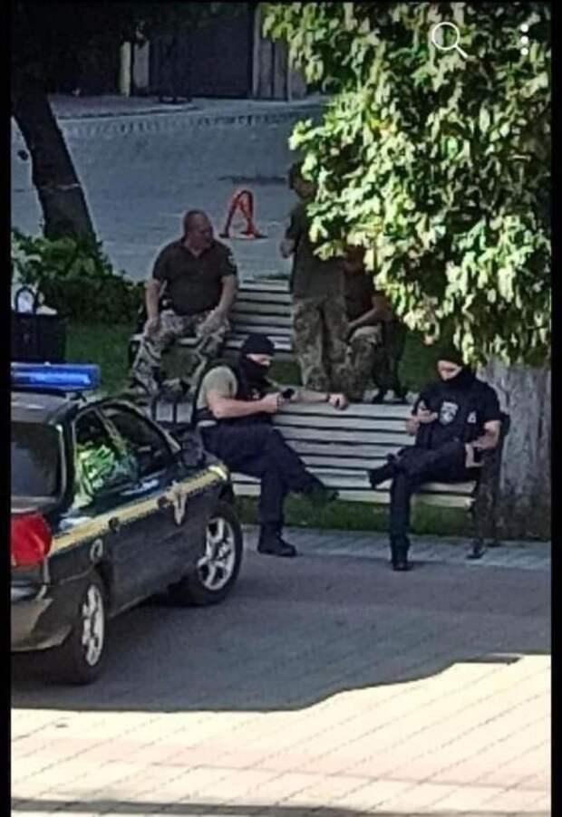 """Операция """"Бабченко-2"""""""