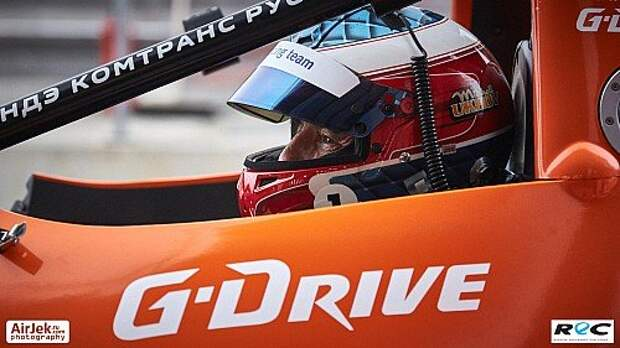 Михаил Ухов (экипаж №№26, G-Drive Racing)