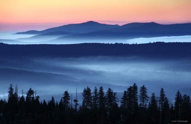 Сила дальтонизма. Уникальное фотографическое видение Килиана Шоенбергера