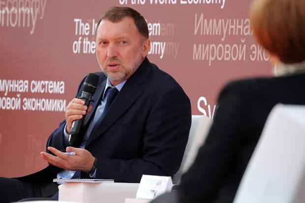 Дерипаска обвинил Росстат в занижении числа бедных россиян