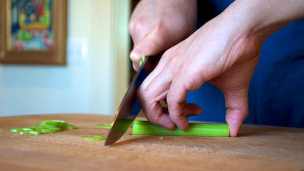 Становимся мастером поварского ножа
