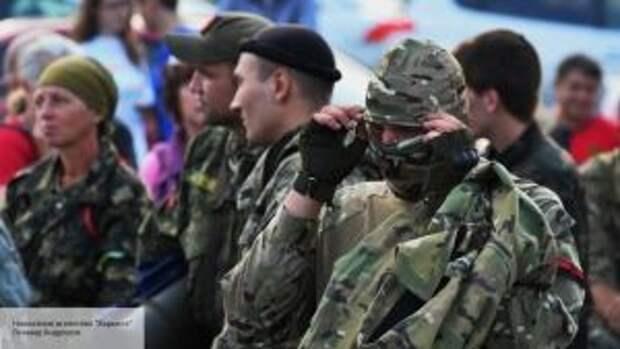Гаспарян оценил вероятность нападения националистов на Крым и Донбасс