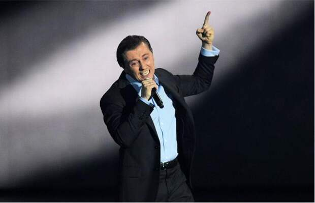 Актер Сергей Безруков.