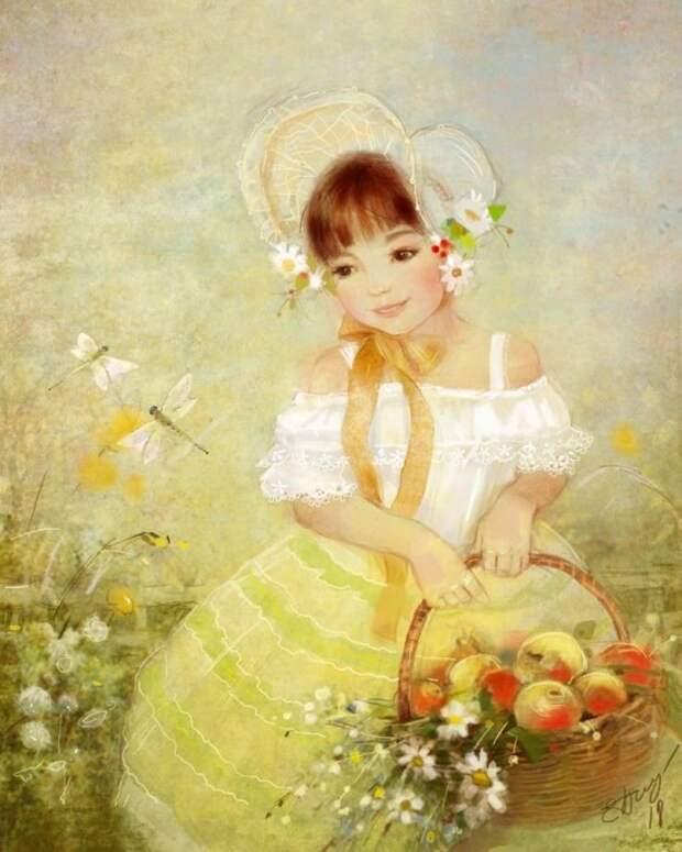 художник Екатерина Бабок иллюстрации – 45