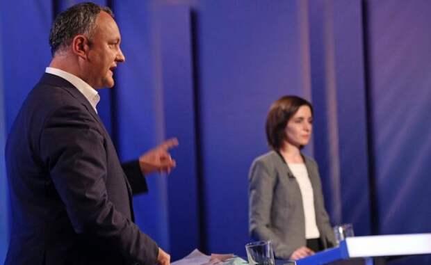 Додон— Санду: Где обещанные «волшебные» решения проблем Молдавии?