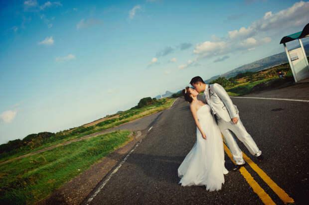Тайванец ради отпуска три раза развелся и четыре раза женился