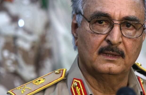 Ливия продолжает бороться с западными марионетками