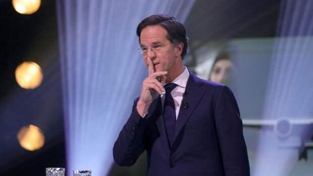 Премьер Нидерландов готовится править вечно. Либералы одобряют
