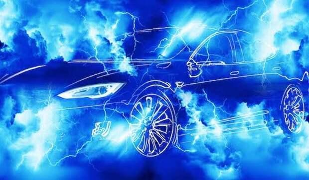 Российская компания доработала электрокар Tesla S