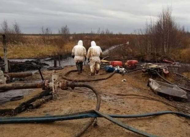 """Показатели разливов нефти у """"ЛУКОЙЛа"""" в 2020 году выросли почти в 3 раза"""