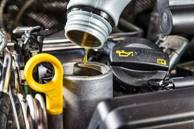 Все про автомобильное моторное масло