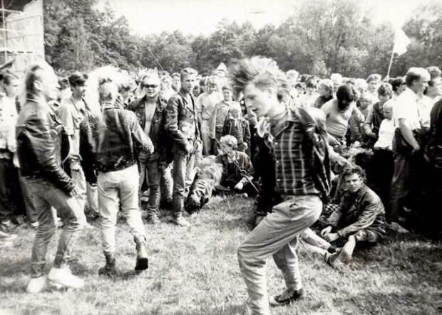 70 искренних фотографий эстонской панк-культуры 1980-х годов 5