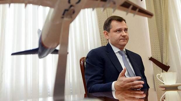 Что президент ОАК Юрий Слюсарь говорил о перспективах гражданского и особенностях военного авиастроения