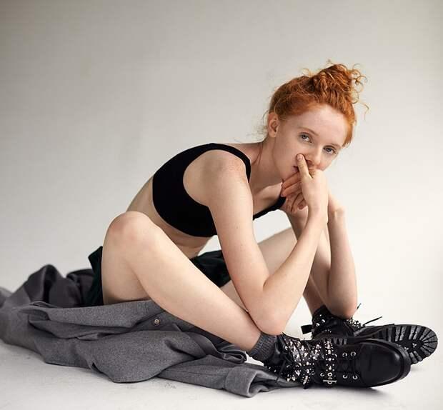 Все свои 1,5 года модельной карьеры Саша неправильно замеряла задницу