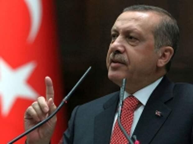 ПРАВО.RU: Эрдоган пообещал заблокировать соглашение Турции с ЕС по мигрантам