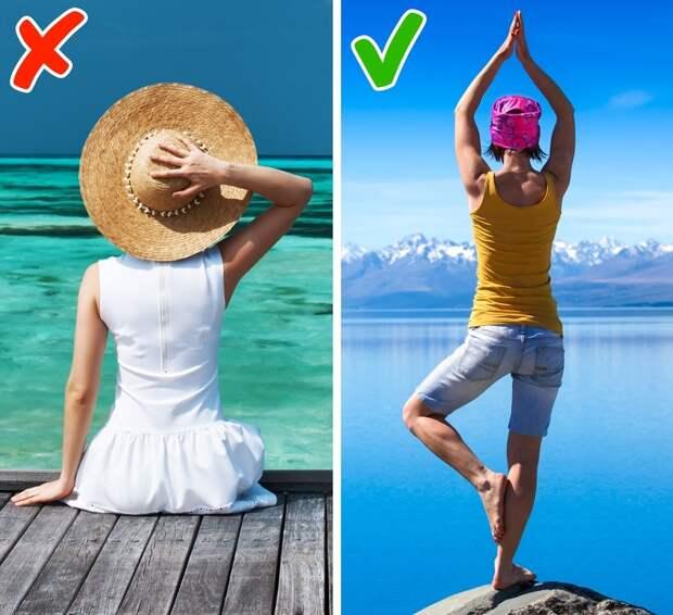 Как избежать досадных ошибок планируя отпуск