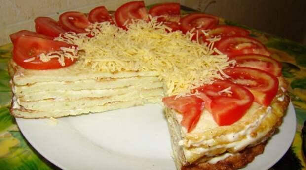 Торт из кабачков: Это очень вкусно