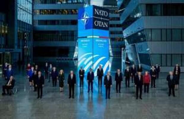Не поднялась нога у НАТО перешагнуть российскую красную линию...